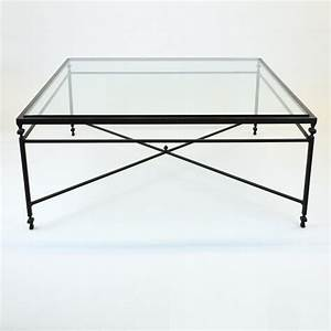 large square glass coffee table 48 w coffee tables With black square coffee table with glass top