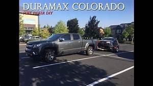 Colorado Duramax Fuel Filter Diy