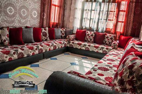 salon marocain canapé top salon marocain traditionnel canapés et coins top