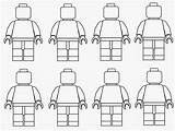 Lego Coloring Colouring Sheets Printable Head Blank Guy Spring Legos Malvorlagen Treats Marvel Awesome Template Sheet Templates Computer Save Adults sketch template