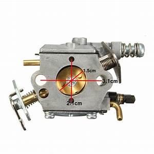 Mower Carburetor For Poulan Chainsaw 1950 2050 2150 2375