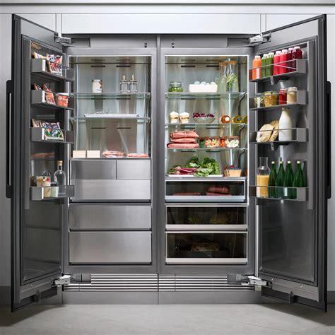 drrlap dacor modernist  column fridge panel ready left hinged