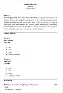 basic resume sle free basic resume template 51 free sles exles format download free premium templates