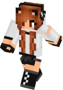Minecraft Girl Skins 64X32