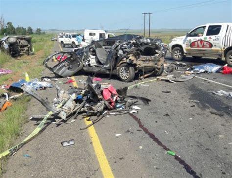 Horrific Collision Claims Seven Lives