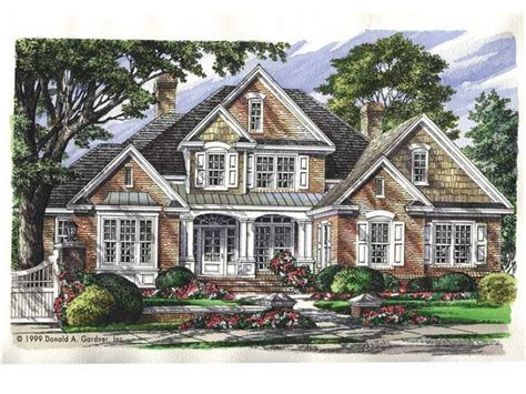 new american home plans eplans new american house plan the haynesworth 3359 square feet and 4 bedrooms from eplans