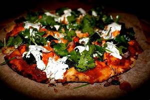 Tandoori Chicken Pizza - Em's Food For Friends