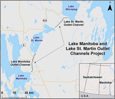 Considered For Huge Manitoba Flood Protection Project