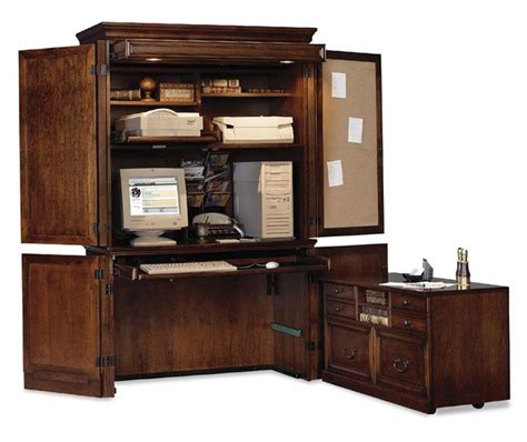 Kathy Ireland Armoire by Kathy Ireland Home Computer Armoire Desk Mount View