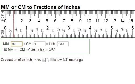 image result  printable millimeter ruler actual size