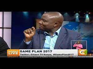 Citizen TV Live: Election Date Row - YouTube