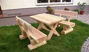 Rustikale Tische Aus Holz : rustikale gartenbank interessante vorschl ge ~ Indierocktalk.com Haus und Dekorationen