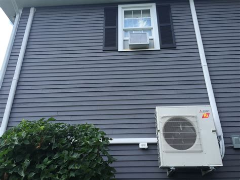 Mitsubishi Split Ductless by 3 Zone Mitsubishi Ductless Hvac System Installation