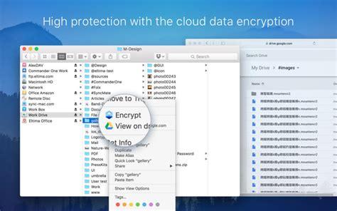 cloud drive encryption cloudmounter encrypt cloud files save disk space dmg