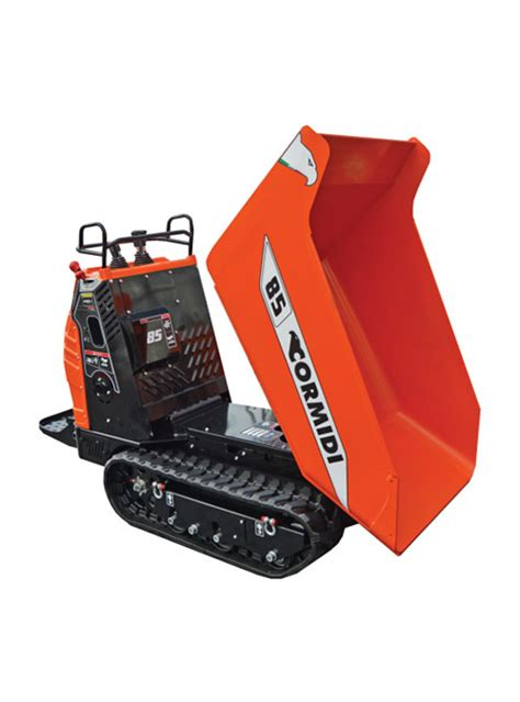 ri mini loader  dumper cormidi gta equipment