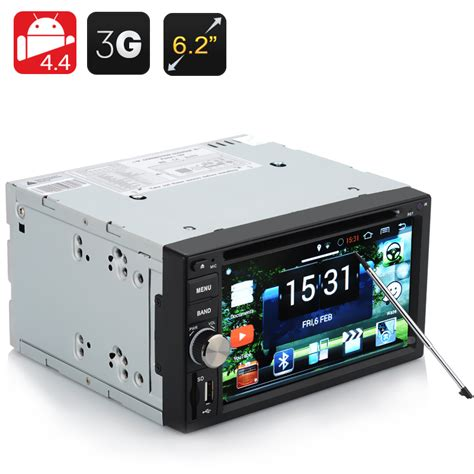 android din 2 din car dvd player android 4 4 car dvd