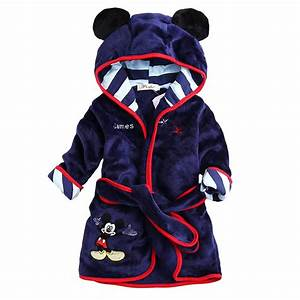hot sale children hooded bathrobe towel baby boys girls With robe de chambre polaire enfant