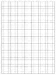 download 1 4 inch grid paper template for free formtemplate With 1 4 inch graph paper template