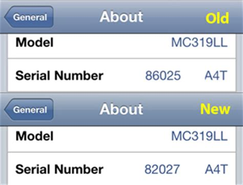 where is my iphone serial number how to decode your iphone serial number zdnet