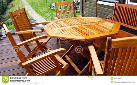 beautiful wooden deck furniture  outdoor wood patio