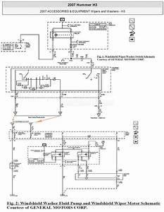 Need 2009 H3 Wiper Switch Wiring Diagram