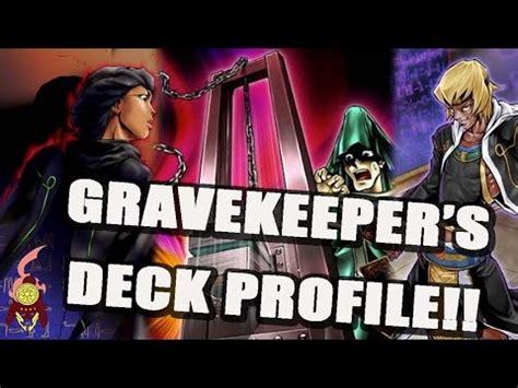 Yugioh Gravekeeper Deck 2016 by Yugioh Best Gravekeeper S Deck Profile W Card Of