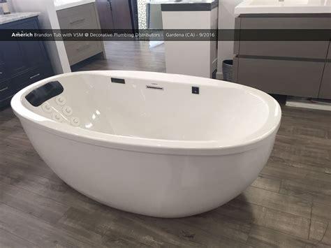 americh brandon tub  vsm  decorative plumbing