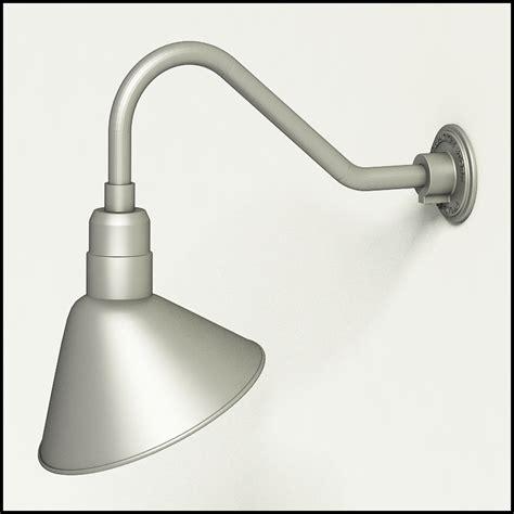 lighting design ideas exterior gooseneck light fixture