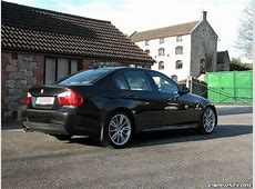 ukbeemerboy's 2006 BMW E90 330d M Sport BIMMERPOST Garage