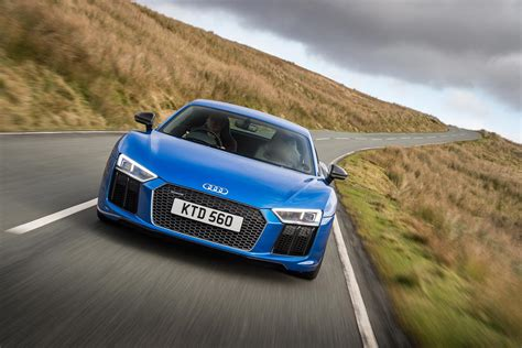 Audi R8 V10 Plus Review 2018 First Drive