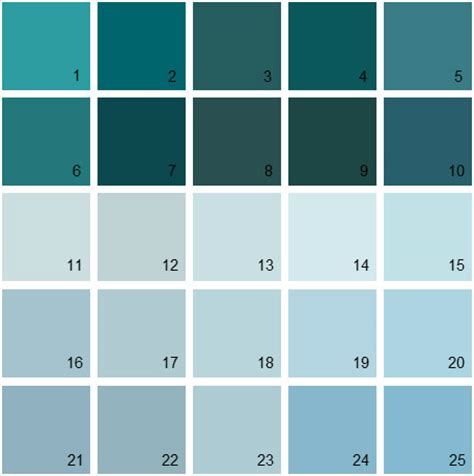 benjamin paint color swatches home painting