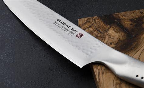 couteau cuisine japonais couteau de cuisine japonais 21 cm global sai 02 global