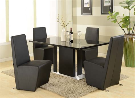 comfortable dining table chairs   models