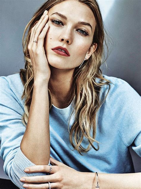 Karlie Kloss Layers Sunday Times Style Photography