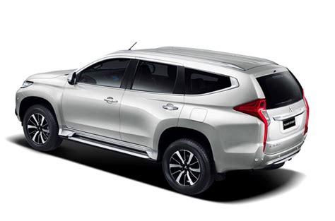 ใหม่ All New Mitsubishi Pajero Sport 20182019 ราคา