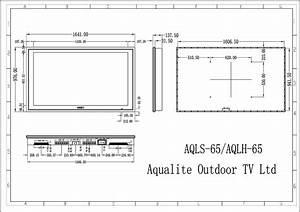 Dimension Tv 65 Pouces : weatherproof tv weatherproof lcd led tv screens signs ~ Melissatoandfro.com Idées de Décoration