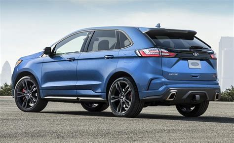 2019 Ford Edge Sport by Look 2019 Ford Edge Ny Daily News