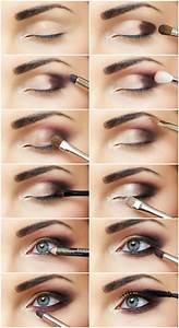 Smokey Eyes Blaue Augen : mit diesen tipps und anleitungen schminken sie smokey eyes perfekt ~ Frokenaadalensverden.com Haus und Dekorationen