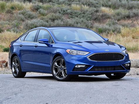 ford fusion review release date engine redesign