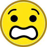 Clipart Scared Face - ClipArt Best