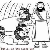 Den Lions Daniel Coloring Lion Pages Colouring Netart Bible Printable Lionsden Stories Trending Days Last sketch template
