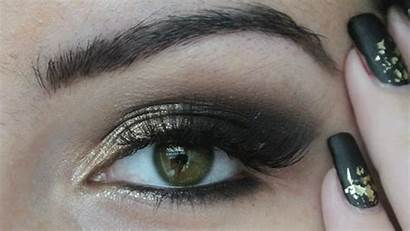 Smokey Eye Nails Tutorial Holiday Flits Zonder
