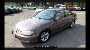 1998 Cadillac Catera  Opel Omega  Start Up  Exhaust  And