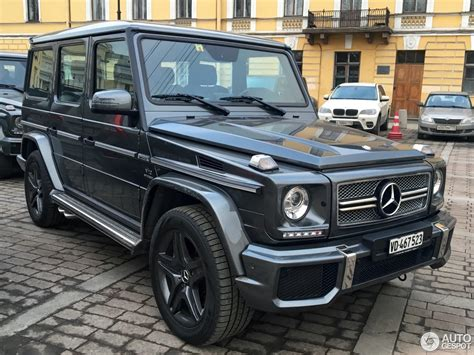 Mersedes G 65 Amg by Mercedes G 65 Amg 15 August 2016 Autogespot