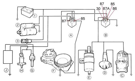 Der Actuator Wiring Diagram by K Jetronic Schaltplan Einspritzsystem Wiring Diagram