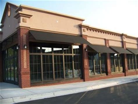 commercial metal awning  store fronts  pinterest