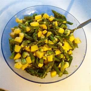 Spargel Avocado Salat : avocado mango spargel salat rezept mit bild von mmmmh ~ Lizthompson.info Haus und Dekorationen