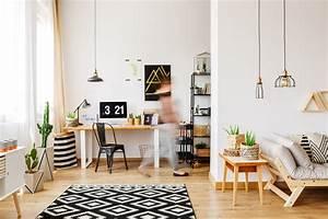 Créer Son Bureau Ikea : amenager un espace de travail chez soi pour faire du home ~ Melissatoandfro.com Idées de Décoration