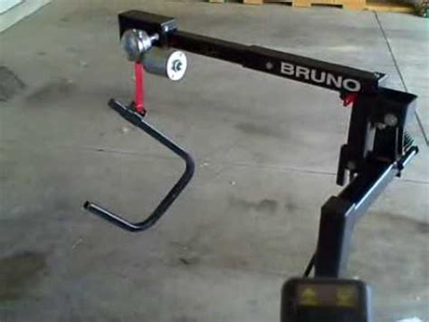 bruno curbsider power chair lift