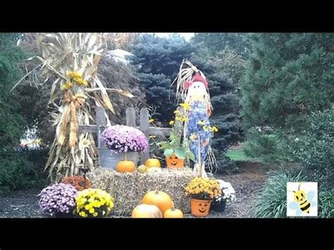 outdoor fall and thanksgiving decorations 2013